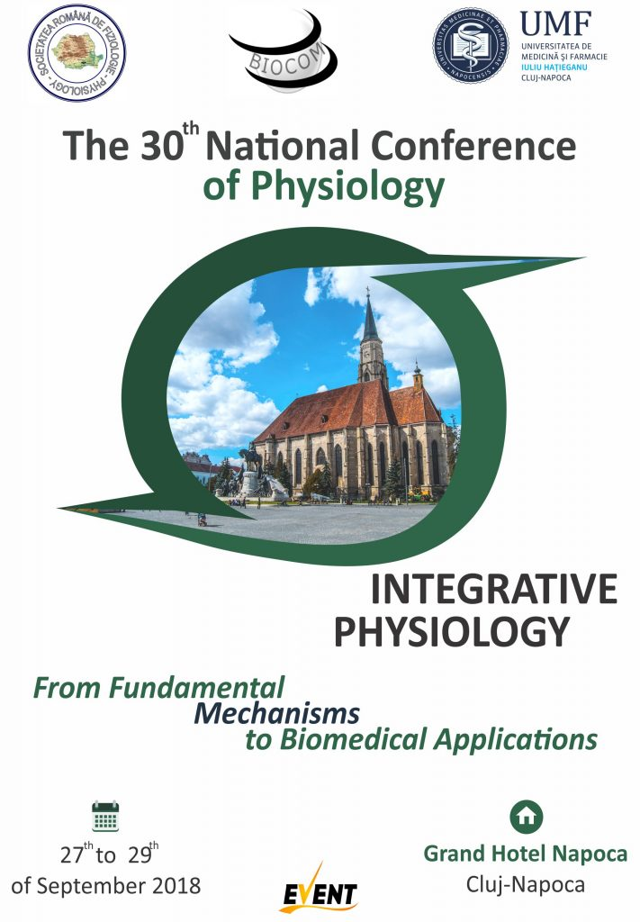 """The 30th National Conference of Physiology: """"Integrative"""